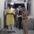 AP BJP Leader Vishnu Arested