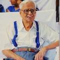 Rtd IAS Officer BPR Vithal died in Hyderabad