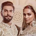 Ranveer Singh left live as Deepika calls him