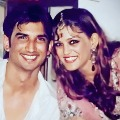 Sushant singhs sister Swetha deleates her Twitter and Instagram accounts