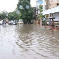 Heavy rains lashes Chennai city