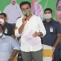 KTR says Padmarao denied to wear a mask
