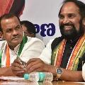 Uttam Kumars All the Best to Komatireddy