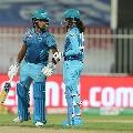 Supernovas won by 2 runs