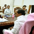 CM KCR review on local bodies