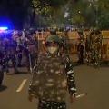 Blast near Israel Embassy in Delhi