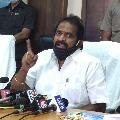 Srinivas Goud reacts to YS Sharmila political party