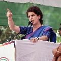 we demolish farm laws if we come into power says Priyanka Gandhi
