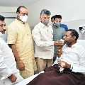 Palla announces he stops hunger strike after Chandrababu advice