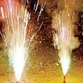 Which states in India banned fire crackers