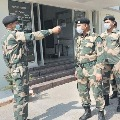 73 more jawans infected to corona virus in BSF