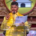 TDP Chief Chandrababu asks government show what you have did to any district