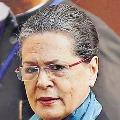 FIR registered on Congress chief Sonia Gandhi