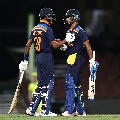 Team India lost first ODI against Australia
