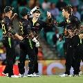 Team India lost to Australia in Sydney match
