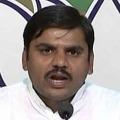 Vishnu Vardhan Reddy demands CBI enquiry in Land Pattas scam
