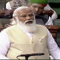 Congress and TMC walks out during Modis speech
