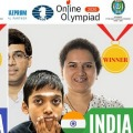 India and Russia was declared as joint winners for chess olympiad as CM Jagan congratulates winners