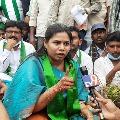 Bhuma Akhilapriya warns YSRCP Govt