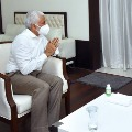 YCP MP Vijayasai Reddy met AP Governor at Rajbhavan