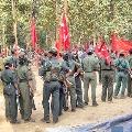 Maoists Called On Telangana Bandh On 25th