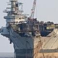 War Ship is Going to Dismantle No Virat Musium