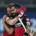 IPL 2020 RCB Won in Super Over