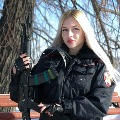 Beauty Queen And Russian Soldier Claims She Was Fired Due To Jealousy