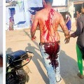 Two groups in YSRCP  attacked each other in Kurnool dist