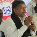 Manda Krishna demands legal action on CI Pratap Reddy