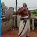 Temple priests martial arts skills gone viral