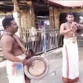 Special Musical offering at Sabarimala Ayyappa Temple for SP Balu health