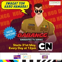 Cartoon Network launches its latest Bollywood-inspired show, 'Dabangg – The Animated Series'