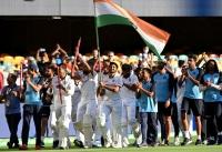 Telangana CM congratulates Indian Cricket team