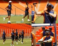 Cricket fever grips in Gujarat - top cricketers to stay in Ahmedabad for a month