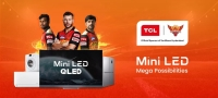 TCL Reiterates Passion for Cricket through Continued Association with Sunrisers Hyderabad (SRH)