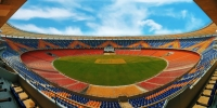 Motera becomes the world's largest cricket stadium with a seating capacity of 1.10 lakh