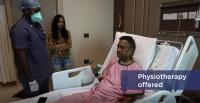MGM Healthcare Helps Corona Warrior Fight Back