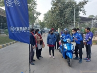 Yamaha begins with 'National Road Safety' awareness initiative 2021