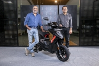 Ather Energy unveils Series1, the collectors' edition of the Ather 450X