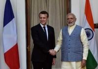 PM Modi speaks to French President Emmanuel Macron