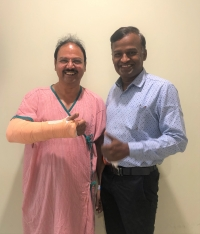 MGM Healthcare Uses 'Needle Scope' for Wrist Surgery, First in India