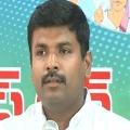 YSRCP MLa Amarnath severe comments on Kanna
