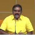Nimmala Ramanaidu slams AP Government on farmers issues