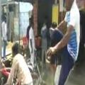 Fight between college students in Srikakulam