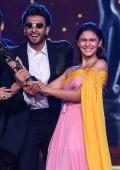 Ranveer Singh and Alia Bhatt won Filmfare awards