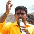 Nara Lokesh supports Ashok Gajapathi Raju over Mansas Trust issue