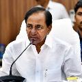 CM KCR reviews corona situation in Telangana