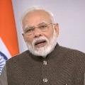 PM Modi says the world is battling with corona virus