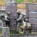 North and South Korea exchange gunfire at border